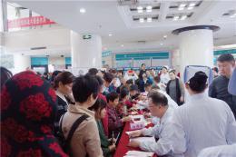 世界脊柱日医院举行惠民义诊活动