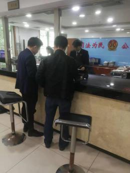 """""""湖南移動微法院""""完成首起省內跨域立案"""