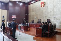 岳阳云溪法院公开集中宣判三起涉恶案件,13人获刑