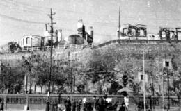 81年前的老照片!記錄文夕大火后天心閣第一時間的影像資料