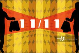 湖南人雙十一購物排行全國第11!最愛買褲子、手機、羽絨服