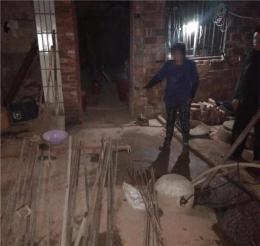 """益陽一女子工廠每次偷盜根把鋼筋,被抓后稱""""因為自己力氣小"""""""
