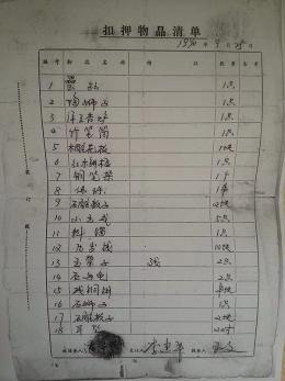 湖南一村民百余件藏品被公安局扣29年未歸還,提交國家賠償遭否