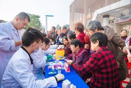 為居民檢測慢病指標,2019聯糖日公益免測進社區