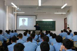 一節特別的思政課:戎學社退役復學軍人激勵航院學子