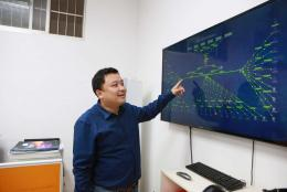 湖南工商大学现代教育技术中心副主任李琳: 以信息化手段为师生提供便利