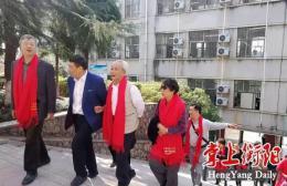 衡陽81歲老教師捐出畢生積蓄81萬,他曾教出多位董事長、教授還有總領事